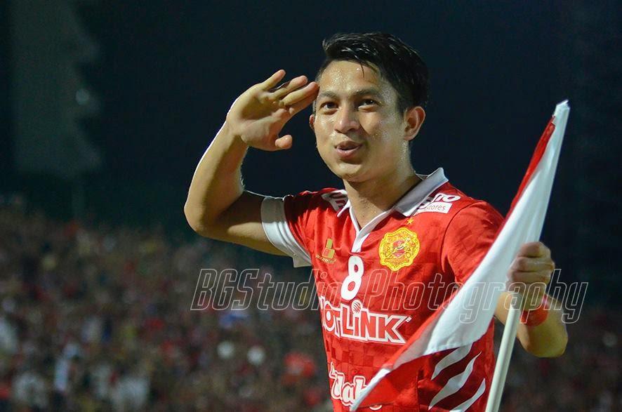 Tiga Pemain Kelantan Tercalon Dalam ABK 2014