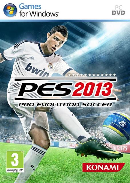 Poster+Pro+Evolution+Soccer+2013+PES+13+%28JUEGO PC%29+Descargar+Completo.Www.CompuGamesTV.Com Pro Evolution Soccer 2013: PES 13 [multi6] [Completo] [3 Hosts]