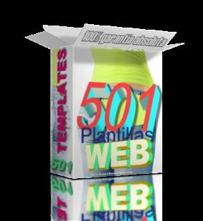 Pack Gigante de Plantillas Web