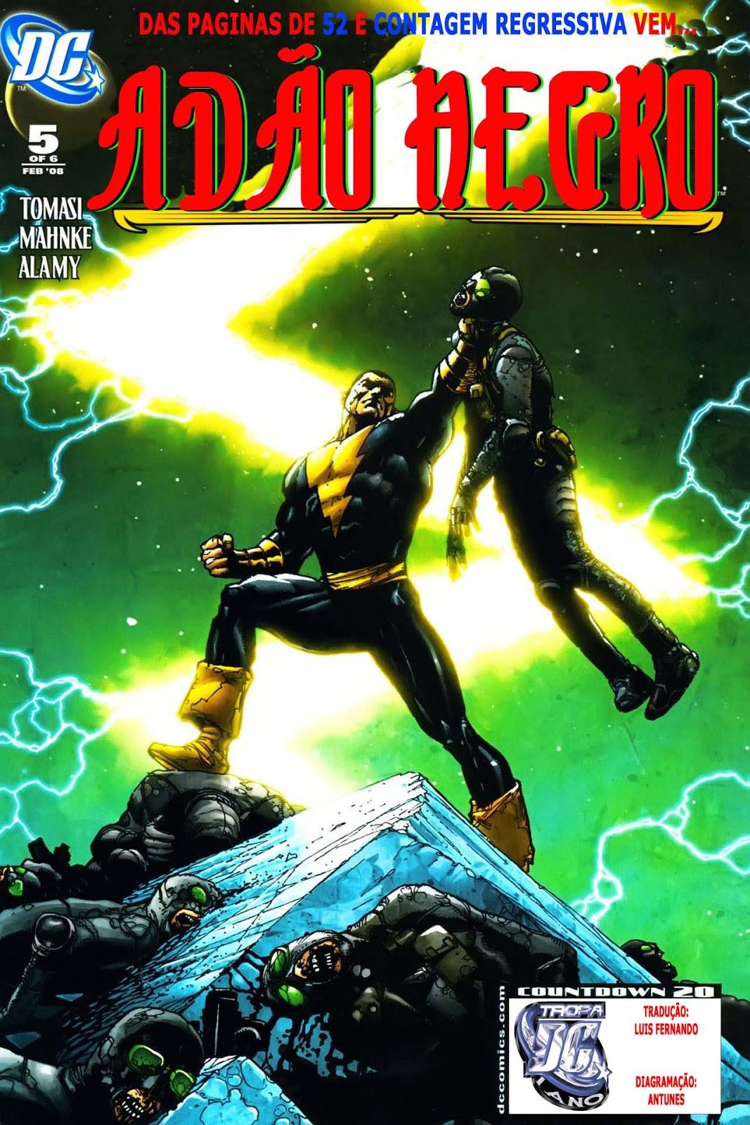 Adão Negro - A Era Negra #5