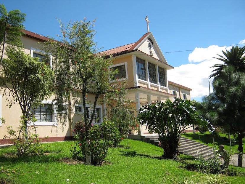 """Seminario Mayor """"Nuestra Señora del Camino"""""""