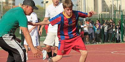 Justin Bieber Alih Profesi Jadi Pesepak Bola dan Gabung Dengan Barcelona?