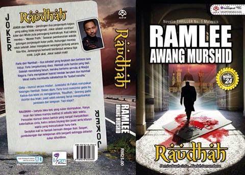 Tempahan Raudhah Karya Ramlee Awang Murshid