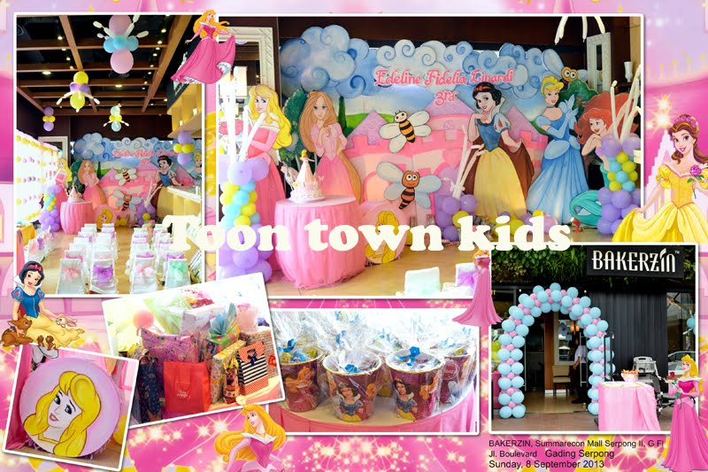 Princes theme