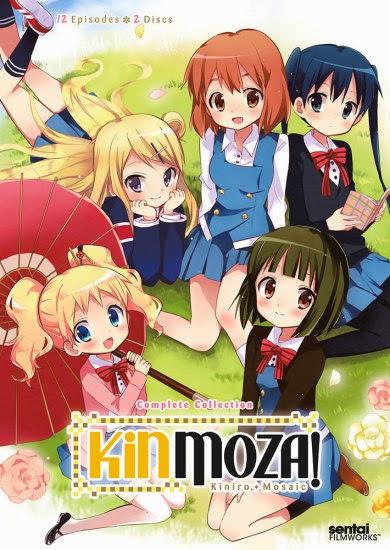 Hello!! Kiniro Mosaic Capitulo 4