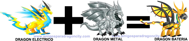 como sacar el dragon bateria en dragon city combinacion 3