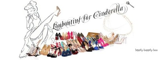 Louboutins for Cinderella