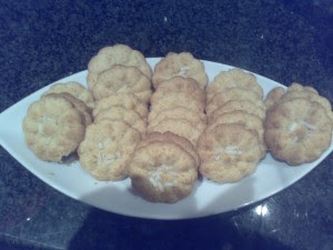 Biscotti di Pasta Frolla Senza Zucchero