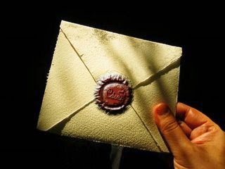 Cartas de amor, Una carta inesperada.