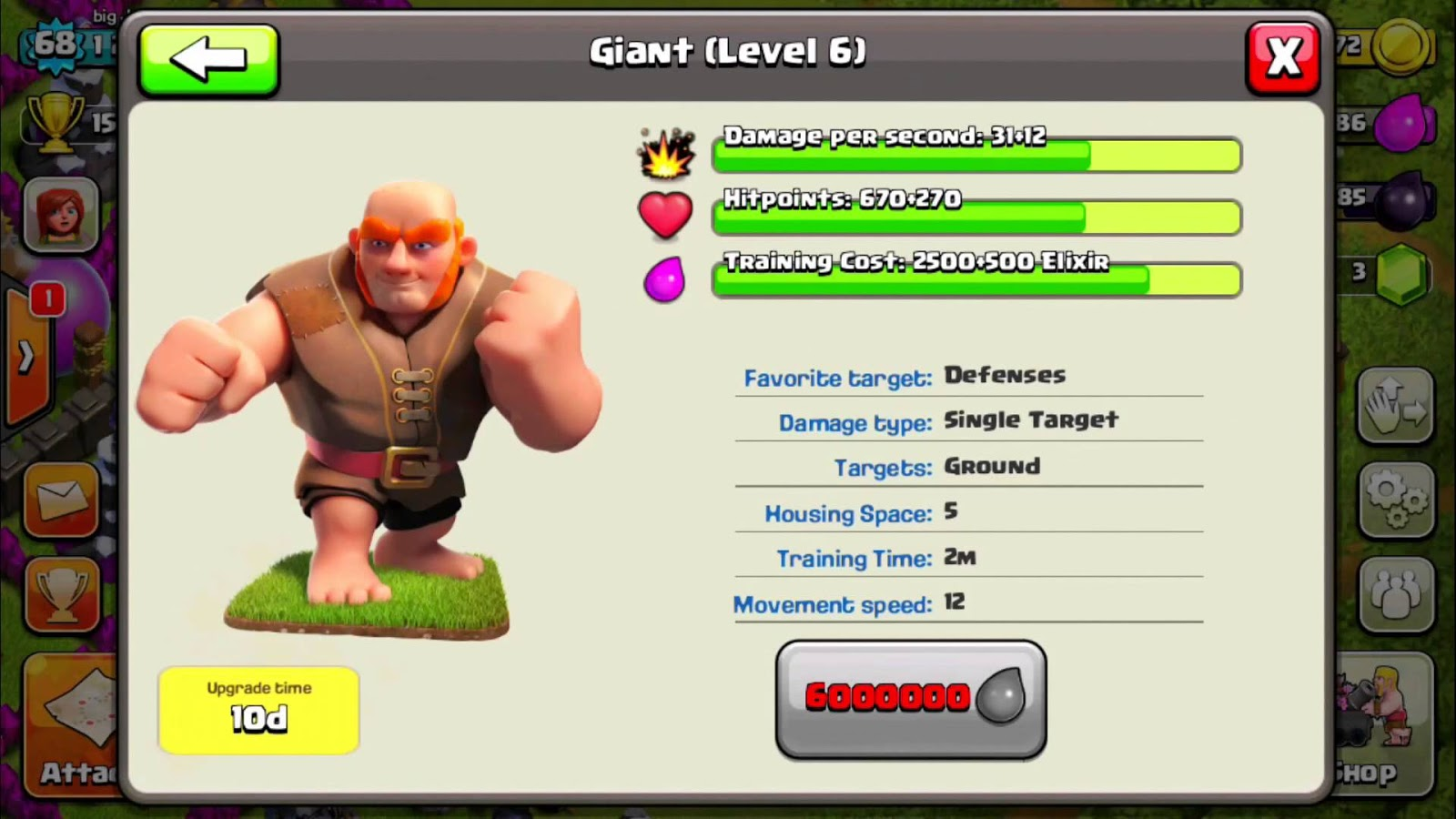 Tips Cara Main Game Clash of Clans (COC) - Game Bagus