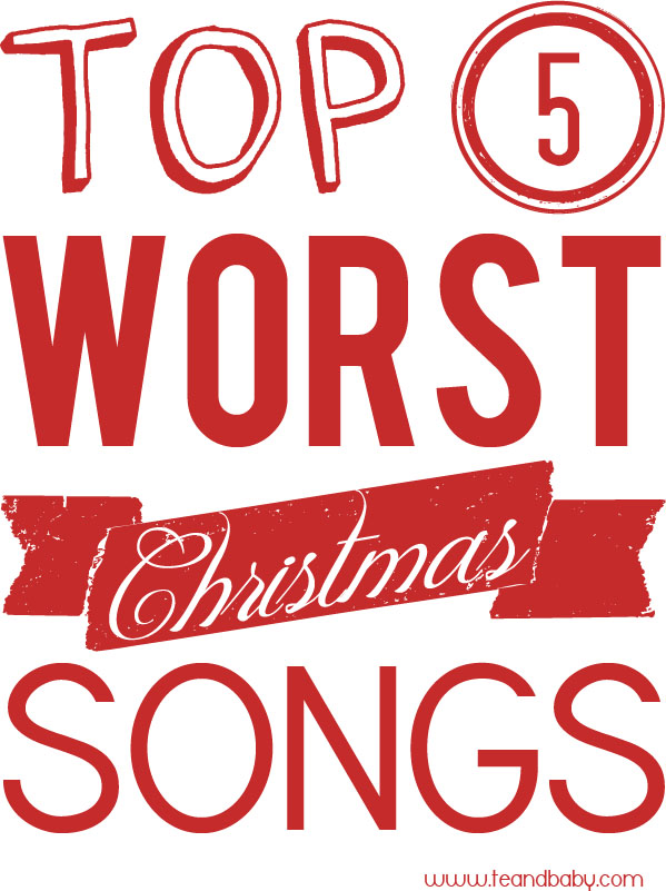 without further ado here is my list of the top five worst christmas songs of all time in my opinion - Best Christmas Songs Ever List