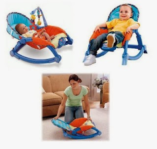 TODDLER PORTABLE ROCKER !!! HOT MARKET !!!