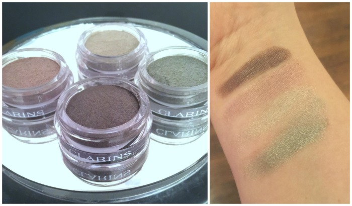 Clarins Ombre Iridescent Eyeshadow Spring 2016 Instant Glow