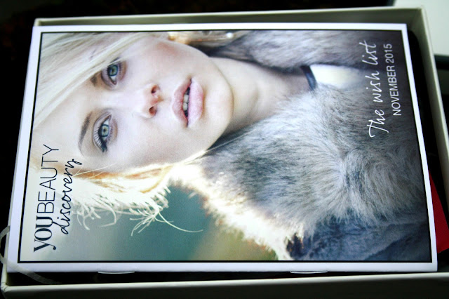 You Beauty Discovery Box - November 2015