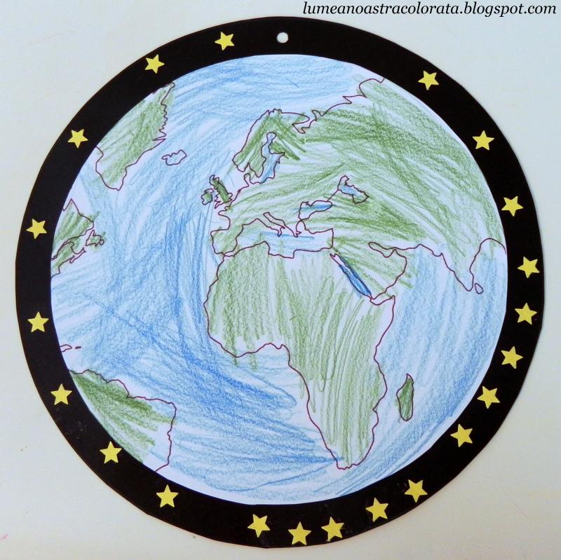 prima lectie de geografie