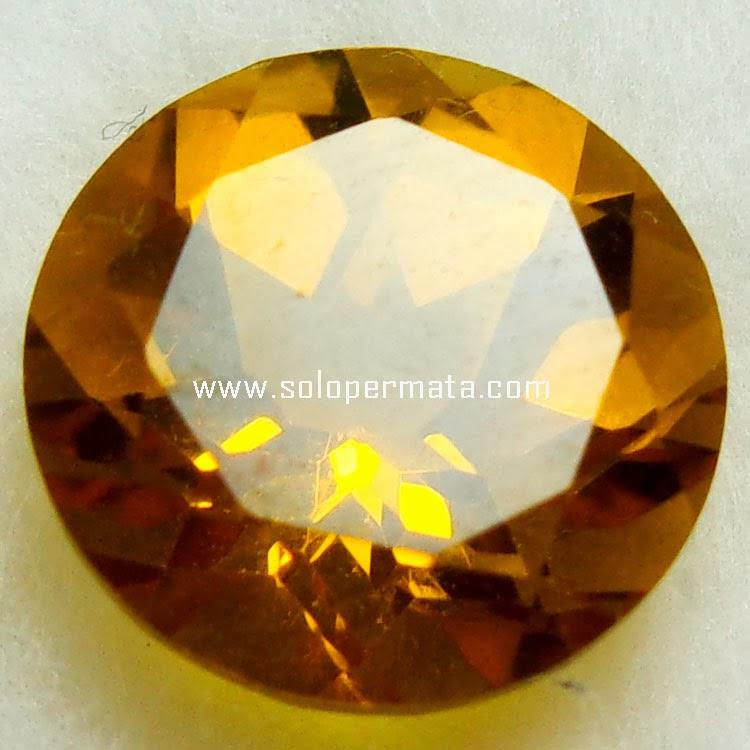 Batu Permata Golden Citrine - 22A10