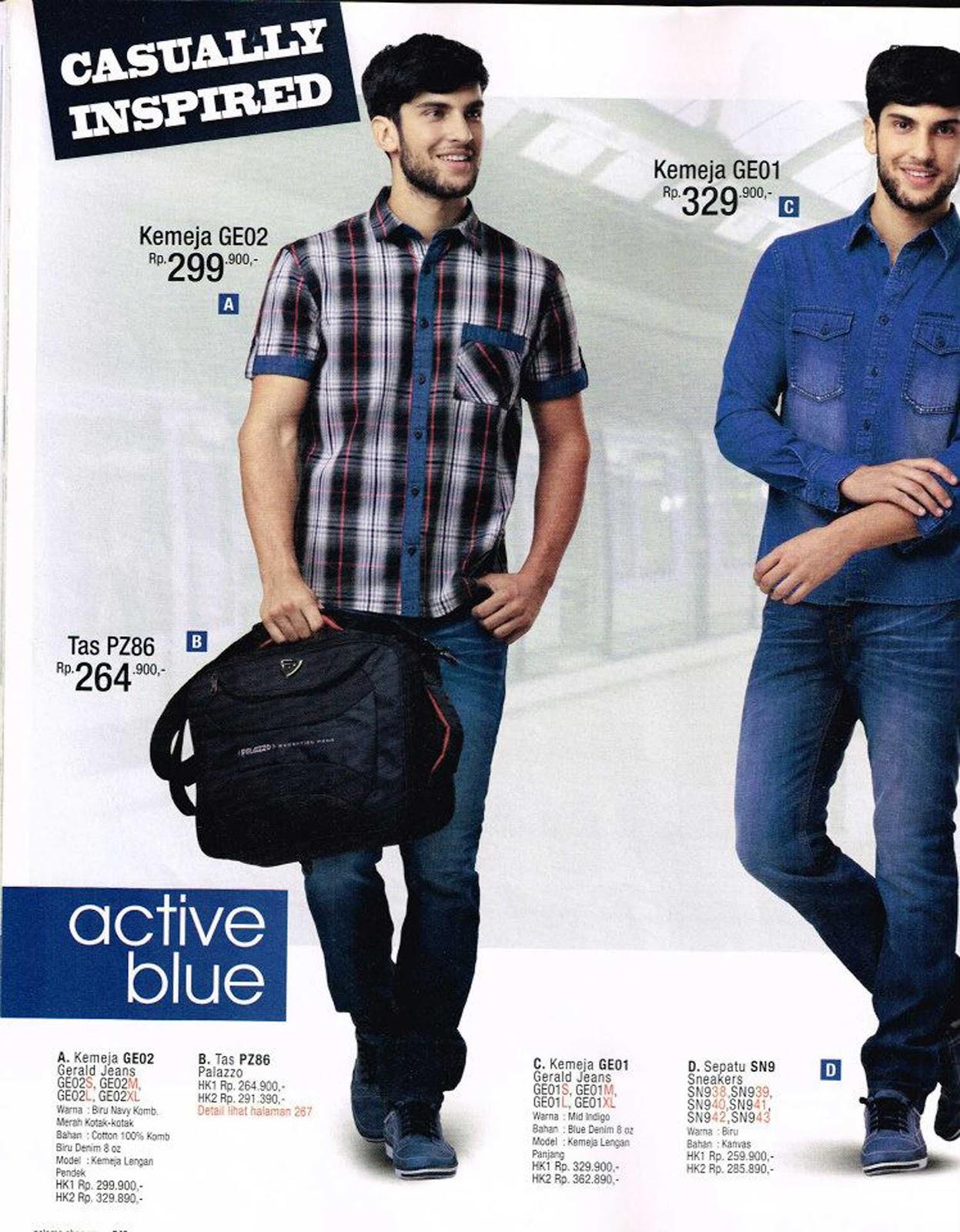 Yua Paloma Shopway Katalog 22 Pakaian Tas Pria Buku Baju