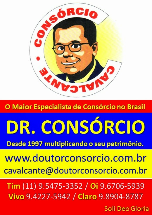O Maior Especialista do Consórcio no Brasil