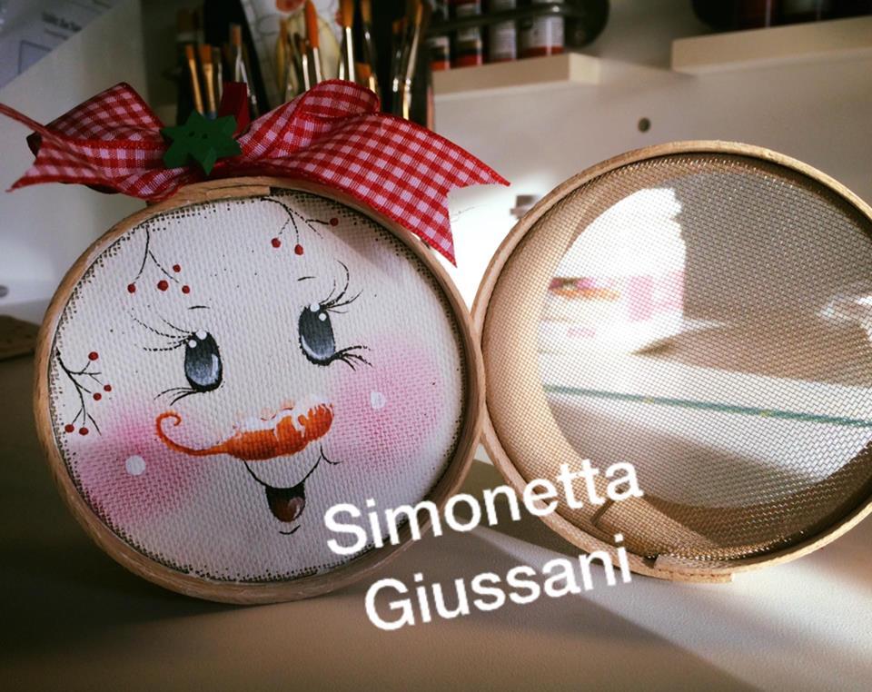 Simonetta giussani: i miei dolcissimi setacci!!!!! un' idea per natale