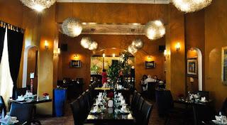 Wild Lotus restaurant in Hanoi