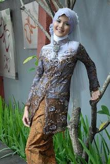 model baju kebaya modern 2013