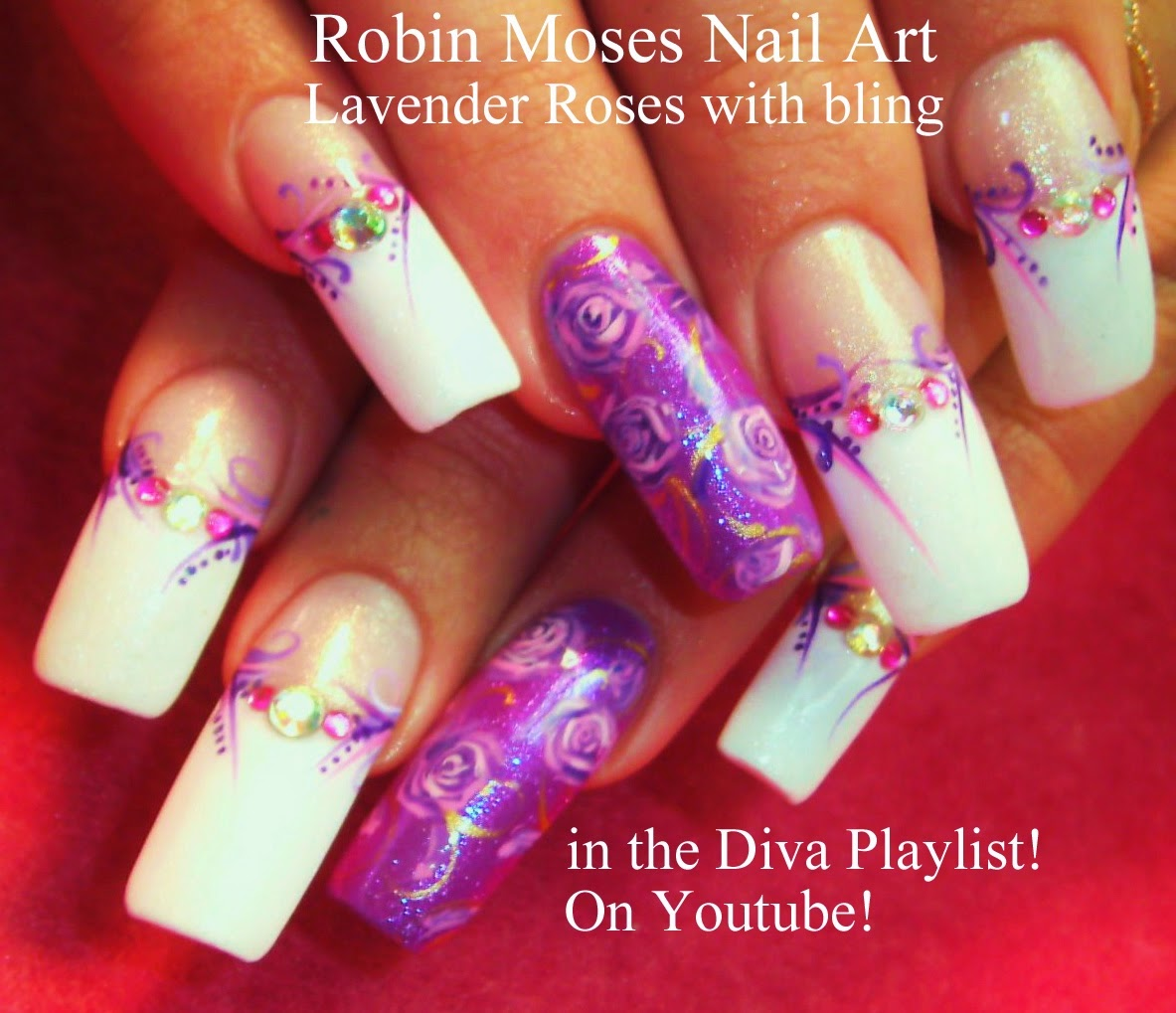 Robin Moses Nail Art Designs: 167 Videos