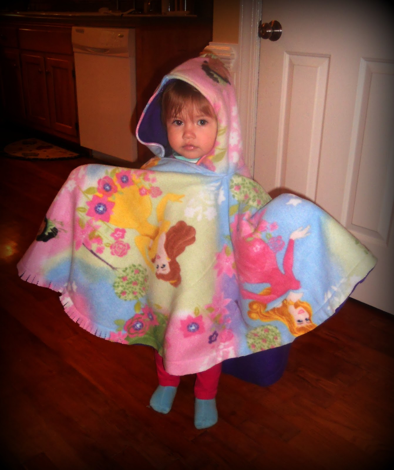 So Here Is My First Toddler Reversible Carseat Poncho Designbefore The Arm Holes Were Added