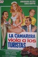 The chambermaid seduce the tourists
