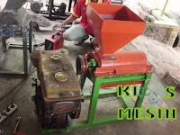 Mesin penepung / penggiling / selep sekam kulit padi