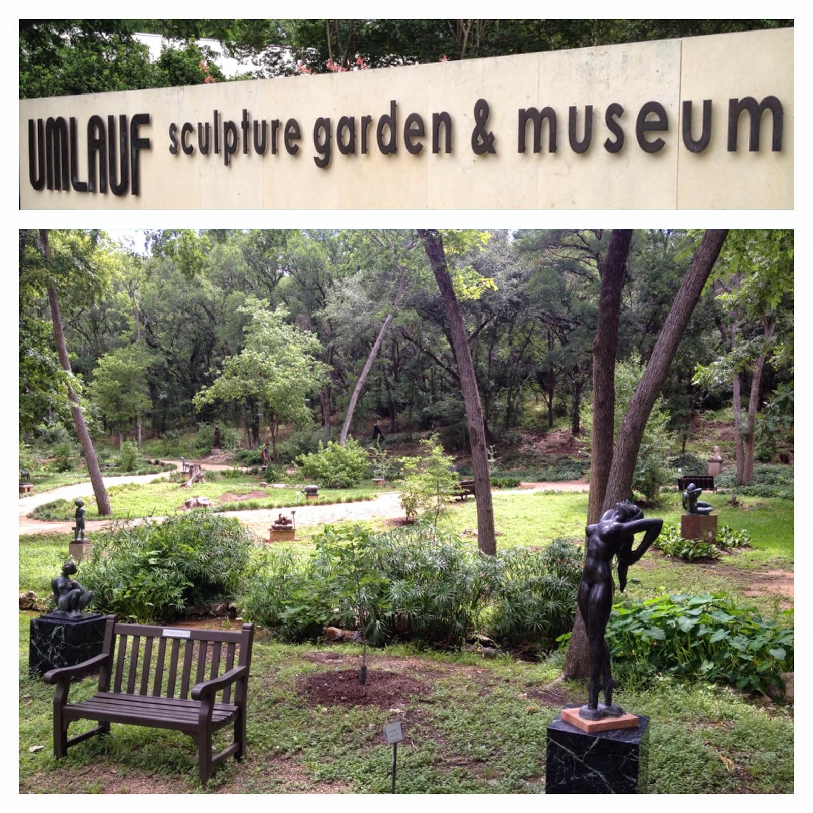 Scavenger Hunts Goats In The Umlauf Sculpture Garden Free Fun In Austin