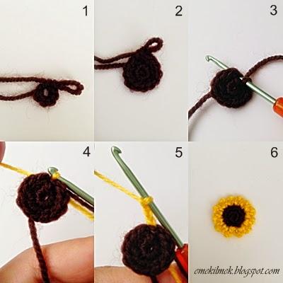 ayçiçeği nasıl yapılır
