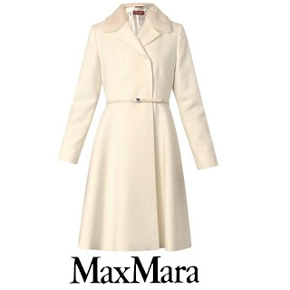 Kate Middleton wore MAX MARA Gilles Coat