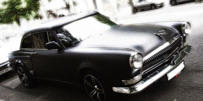 Mobil Berhantu