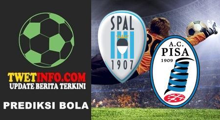 Prediksi SPAL vs AC Pisa