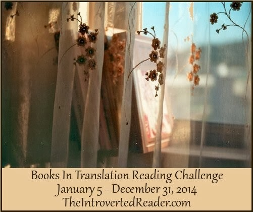 http://www.theintrovertedreader.com/2014/01/books-in-translation-reading-challenge.html