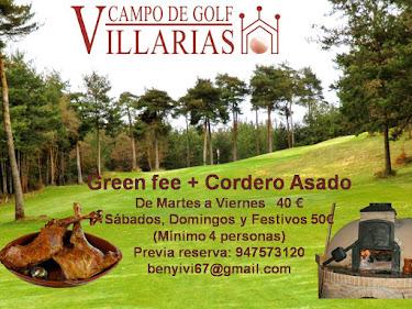 GREEN FEE + CORDERO