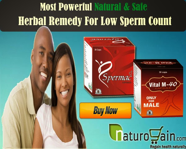 Treatment for Low Sperm Count - ConceiveEasy