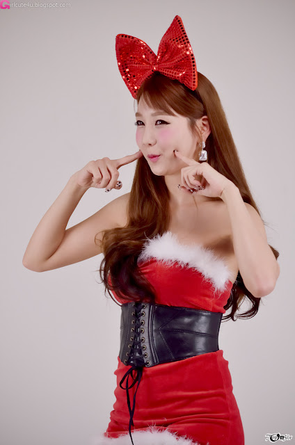 2 Santa Go Jung Ah - Close-up-Very cute asian girl - girlcute4u.blogspot.com