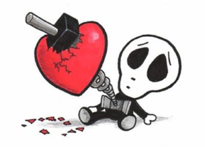 Patah Hati Karena Cinta