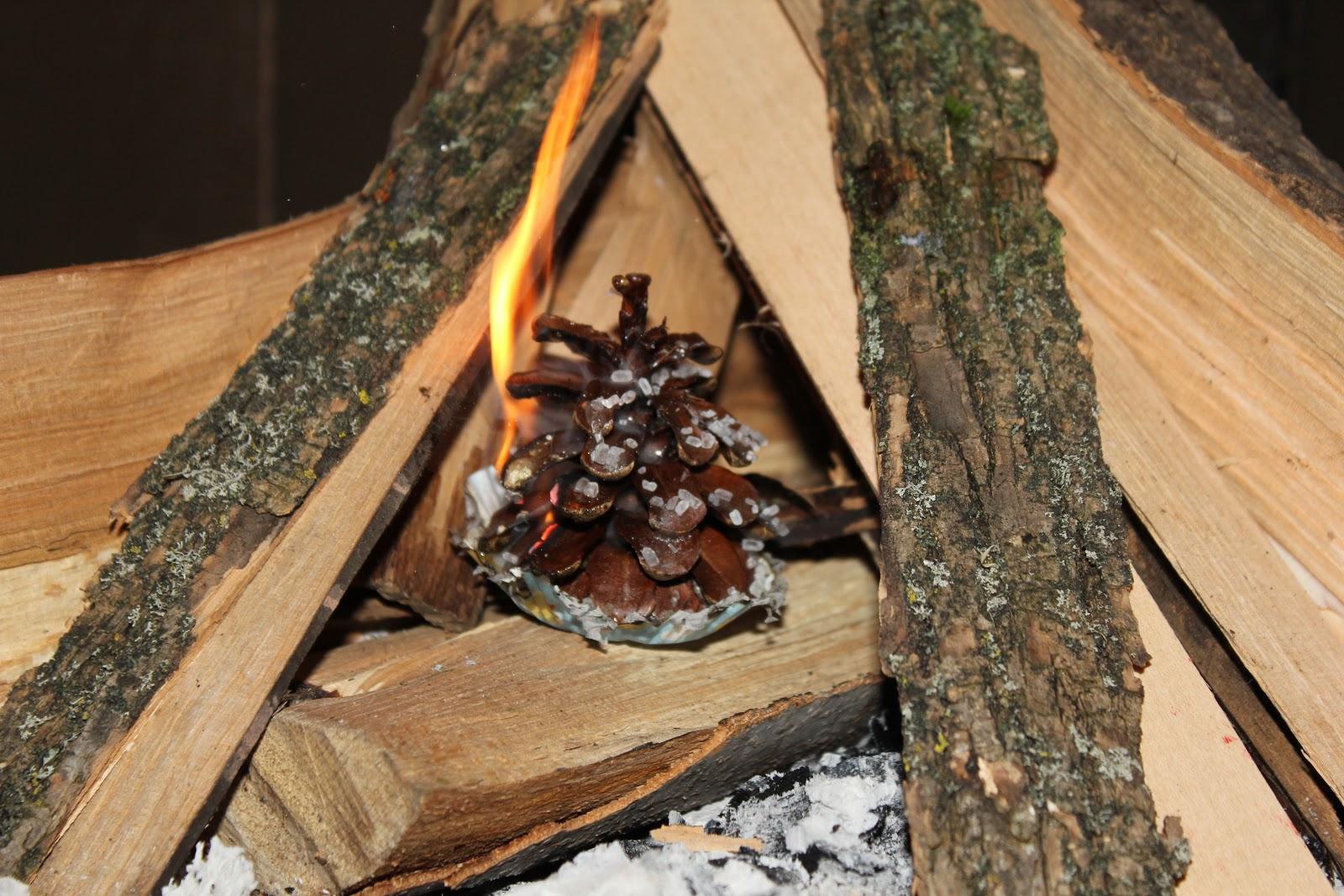Campfire Cone Craft Show