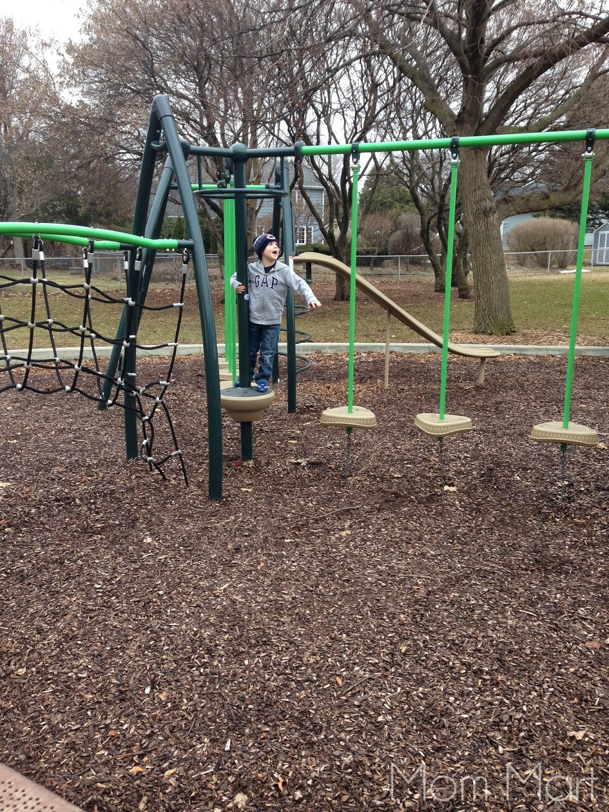 Hello Park… I've missed you  #Outdoors #PlayTime #Balance