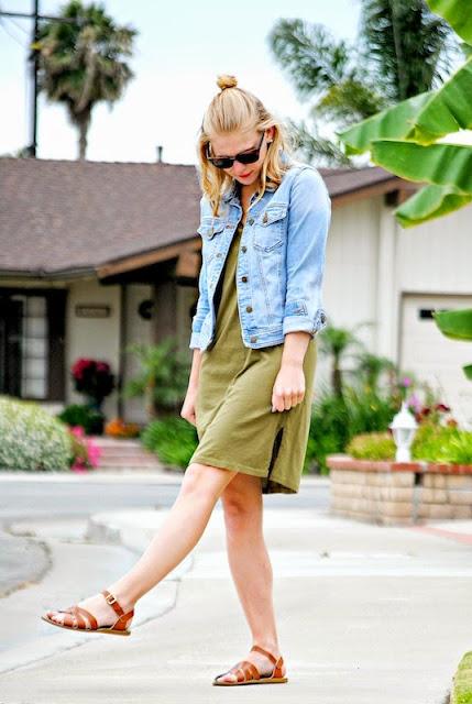 Current Habits Simple Dress