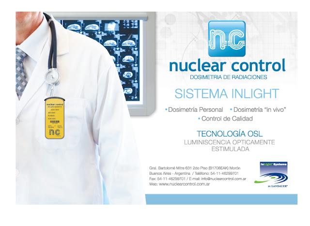 Aviso Nuclear Control (Argentina)