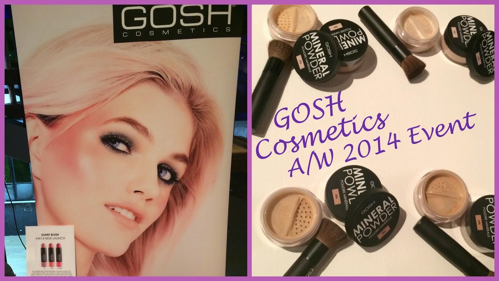 gosh-cosmetics-event-2014-autumn-winter