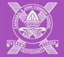 Cathedral and John Connon School Mumbai Logo