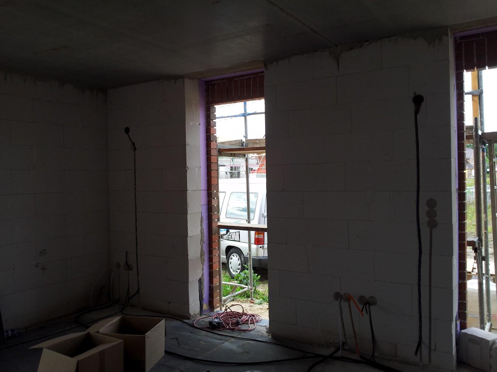 hausbau in adendorf bei l neburg mit claassen haus town country update elektro 2 0. Black Bedroom Furniture Sets. Home Design Ideas