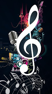 Samsung galaxy s3 wallpaper Music Edition