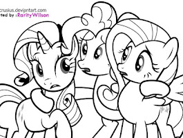 How To Draw My Little Pony Derpy Hooves