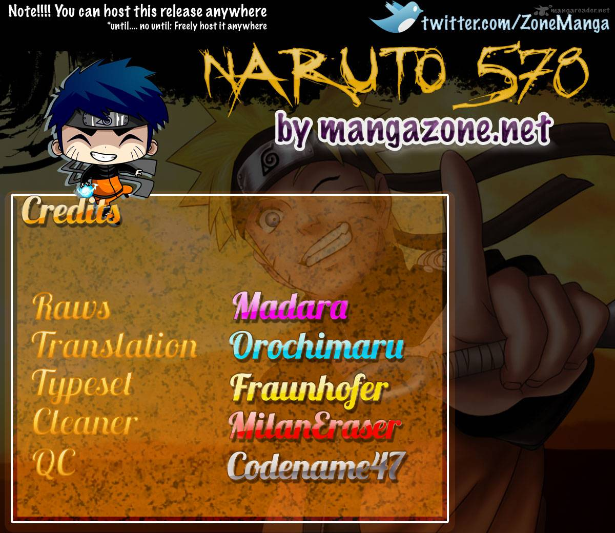 Naruto - Chapter 578 - Pic 18