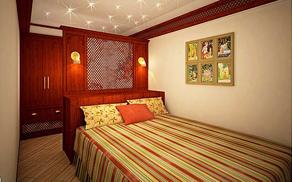 Bed Room - The Presidential Suite